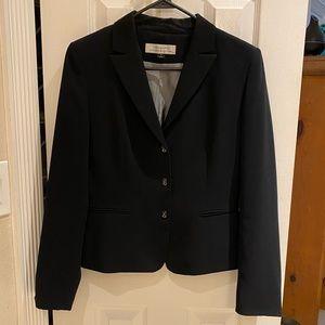Black Tahari Suit Jacket - 8